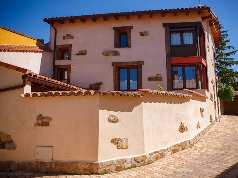 Casas Rurales El Bulín Braojos